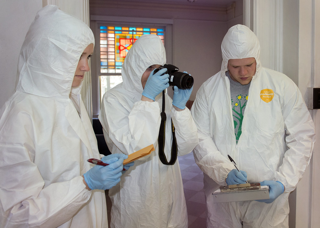 best forensic science colleges and universities