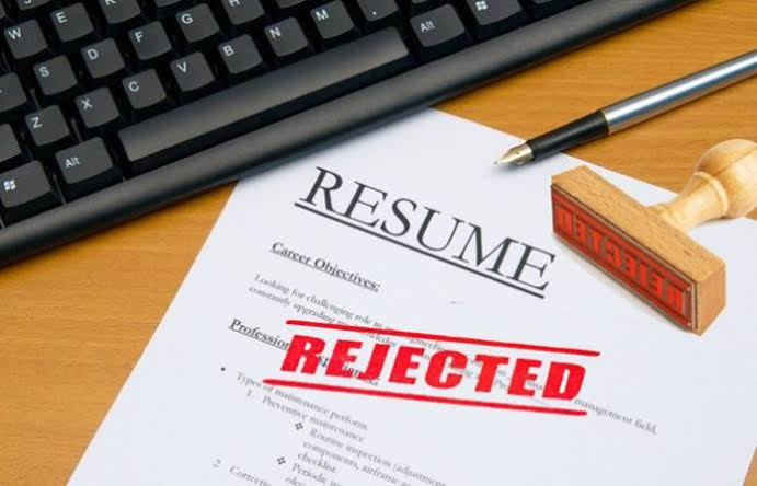 Resume writing mistakes to avoid when applying for jobs