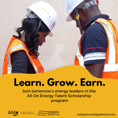 All On Energy Talent Scholarship for the Niger Delta