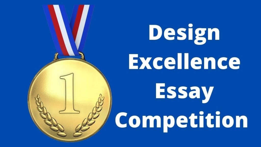 Berkerly for Design Excellence Essay Competition